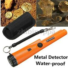 HOT Automatic Pinpointer Metal Detector Waterproof  ProPointer & Holster