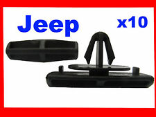 10 jeep grand cherokee liberty voiture plastique attaches moulage clips 38D