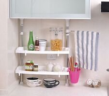 Kawachi Multifunction Home Stainless Steel Kitchen Shelving Storage Rack K178