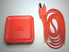 ORIGINAL JBL Charge 3,  2, 1 Bluetooth Speaker Power AC Adapter + USB Cable