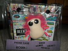 iPHONE 5/5s CASE GIFT SET NEW WITH NIT KEY RING &  STICKER SHEET FROM BLEACH
