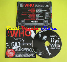 CD THE WHO JUKEBOX compilation 2006 MARVIN GAYE LEE HOKER (C2) no lp mc dvd vhs