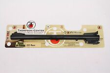 "Thompson Center Contender 14"" Pistol Barrel BLUE  223 Rem with Sights TC4405-NEW"