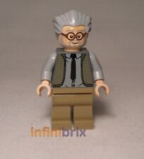 Lego Ernie Prang from set 4866 The Knight Bus Harry Potter Minifigure NEW hp128
