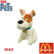 The Secret Life of Pets McDonald's Happy Meal TURKEY NEW AUGUST 2016 MAX