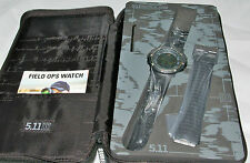5.11 TACTICAL Field Ops Black Watch - NEW