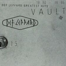 DEF LEPPARD - VAULT - GREATEST HITS CD - WHEN LOVE AND HATE COLLIDE / ANIMAL +