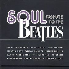 Various Artists SOUL TRIBUTE TO THE BEATLES CD