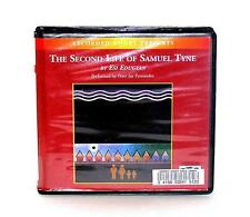 BOOK/AUDIOBOOK CD Esi Edugyan Fiction Novel THE SECOND LIFE OF SAMUEL TYNE