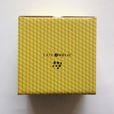 JYJ Kim Jae Joong Cafe J-Holic Official Goods JJ's Colorful Cup Set Green ver