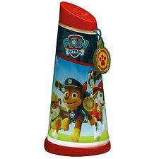 Paw Patrol Go Glow Tilt Torch and Night Light