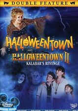Halloweentown Double Feature (2005, REGION 1 DVD New)