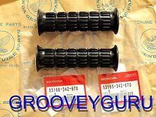 Honda CB750 CB500 CB350 CB175 GL1000 New Hand Grips 53165-342-670 53166-342-670
