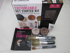 BARE ESCENTUALS bareMinerals * CUSTOMIZABLE GET STARTED KIT - MEDIUM TAN C30