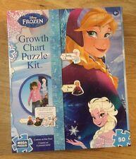 Disney's Frozen Growth Chart Puzzle Kit