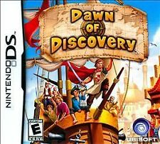Dawn of Discovery DS