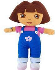 DORA THE EXPLORER Kids Girls Soft Cuddly Stuffed Plush Toy Doll New 12""
