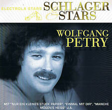 "Wolfgang petry ""schlager & stars"" 22 tracks CD NEUF & OVP Capitol EMI 2003"