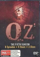 OZ The Fifth Season DVD NEW Acevedo
