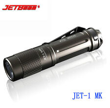 JETBEAM JET-I MK Cree XP-G2 LED 480 lumens MINI recharge camping flashlight