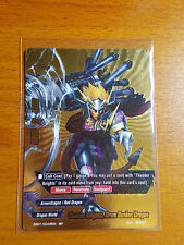 Future Card Buddyfight Thunder Knights Drum Bunker Dragon BR EB01/0048EN