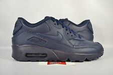 NEW Nike Air Max 90 LTR GS OBSIDIAN BLUE 833412-401 sz 6.5Y