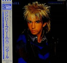"""Limahl Only For Love 2 mixes OTT Japanese 12"""" with insert"""
