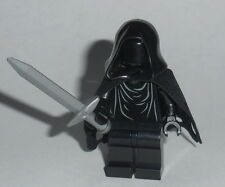 LORD OF THE RINGS #01 Lego Ringwraith w/sword custom NEW Genuine Lego Parts 9472