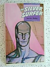 Silver Surfer Parable 1988 Marvel Stan Lee Jean Girard (Moebius) Hard Cover VFNM