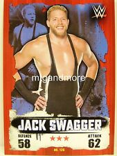 Slam Attax takeover - #126 Jack Swagger