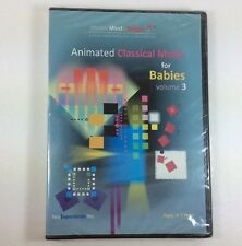 Animated Classical Music For Babies Vol 3 Mozart Bach Schubert Dvorak Ages 0-3 Y