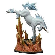 Fire Inferno Unicorn Figurine - Dragonsite - Andrew Hull NEW NO OUTER BOX