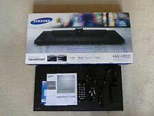 "Samsung HW-H500 Wireless Audio Soundstand for TV up to 40"" (with subwoofer)"