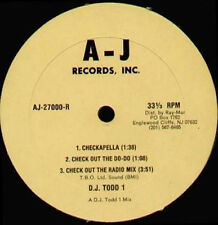 DJ TODD - Check It Out - A-J Records