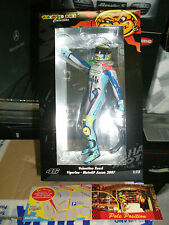 MINICHAMPS 1 12 ROSSI MOTOGP - 2007 FIGURE ASSEN NEW VERY RARE