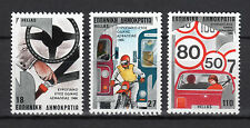 GREECE 1986 ROAD SAFETY MNH