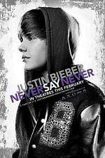 Justin Bieber : Never Say Never - Maxi Poster 61cm x 91.5cm (new & sealed)