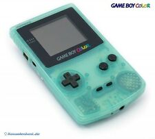 GameBoy Color - Konsole #Ice Blue Toys 'R Us Limited Edition NEUWERTIG