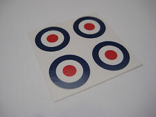Dinky  Aircraft Roundals Stickers  Decals Military Vehicles PLANES