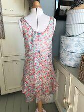 Women's Floral Dress By Kookai New With Tags Size EU 42 U.K. 14