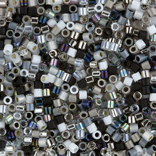 Miyuki Delica Seed Beads 3mm Size 8/0 Mix Apparition Sold In 6.8g Tube (J103/11)