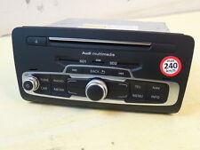 original Audi A1 8X 3G MMI Navi Rechner Navigation Multimediaeinheit 8XA035670