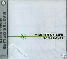 SCAM-EIGHTS - Master of Life - Japan CD - NEW