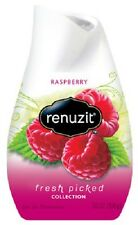 Dial, Renuzit, 6 Pack, 7 OZ, Adjustable Solid Air Freshener, Raspberry Scent