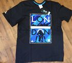 Official London 2012 Olympics Shirt Adidas Graphic Poster T-Shirt Team GB