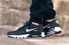 NIKE AIR MAX 90 ULTRA BR PLUS QS (810170-002) BLACK MENS RUNNING SHOE SIZE 13