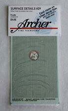 Archer Fine Transfers N-Scale (1/160) Offset Rivets AR88029