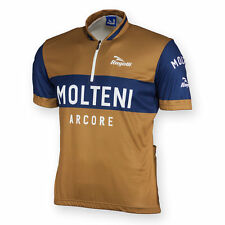 Cycling Jersey Retro Molteni Arcore New! L