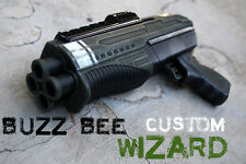BUZZ BEE WIZARD PROP GUN, New - Custom Painted OD for COD / Halo Cosplay