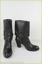Boots or boots MINELLI Black Leather T 38 TOP CONDITION